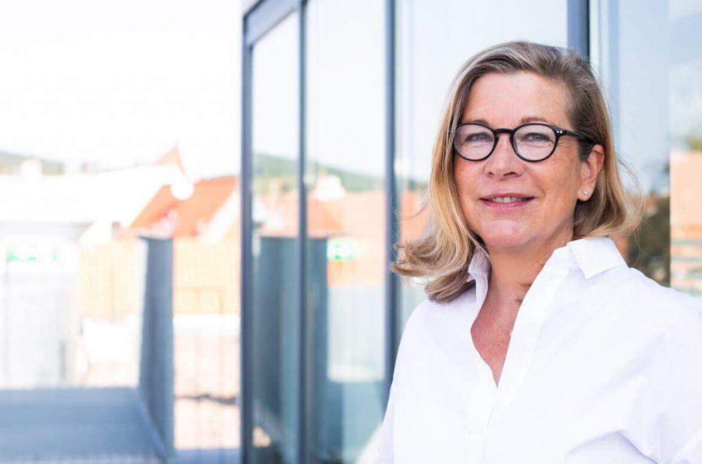 Portraitfoto Petra Lange-Savasan, DVNLP Master-Coach